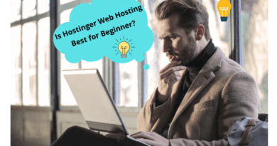Hostinger Review:-Is Its Web Hosting Best For Beginners?